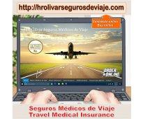 Seguros medicos de viaje online