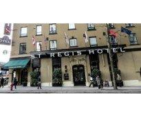 Viajar y trabajar en el extranjero con el hotel st. regis necesidad urgente de t...