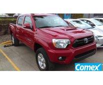 Toyota tacoma trd 4x4 doble cabina