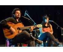 Clases de flamenco, guitarra, cante (canto), cajon. villa pueyrredon