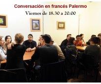 Taller de conversación en francés palermo con profesora nativa