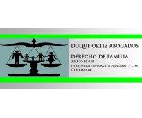 TRAMITES LEGALES Y ABOGADOS DE FAMILIA