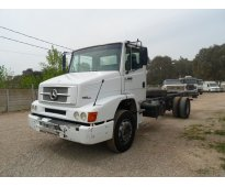 Vendo mercedes benz camion