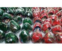 Producción y exportación de artesanía peruana, nacimientos, adornos, souvenirs,...