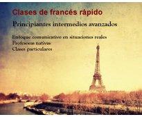 Aprendé francés rápido profesora nativa buenos aires