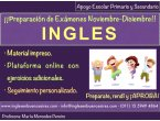 INGLÉS : clases intensivas para exámenes de diciembre/ febrero y previas