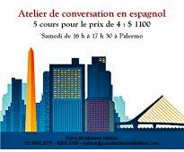 Atelier de conversation en espagnol