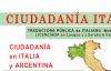 CIUDADANÍA ITALIANA TRADUCCIÓN GESTIÓN DEL EXPEDIENTE CONSULAR