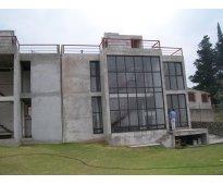 Se renta casa en santa cecilia tepetlapa xochimilco