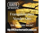 Argentina – Gratis Franquicia para Venta de Oro Puro