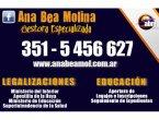 Legalización de Titulos en Córdoba - Gestoría en Educación