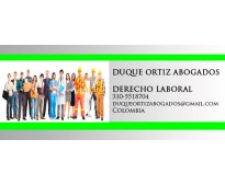 ABOGADOS LABORALES ASESORIA Y GESTION LEGAL
