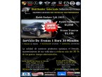 Frenos buick enclave 3.6l 2015-2017