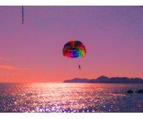 A la orilla del mar **con playa** alberca y vista al mar en acapulco
