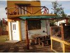 Turismo en Capilla del Monte, dueño alquila cabaña