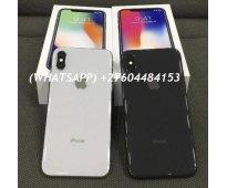 Apple iphone x 64gb costo $ 480 apple iphone 8 64gb  $ 400  apple iphone 7 32gb...