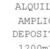 ALQUILO DEPÓSITO PARA GUARDAR MERCADERÍA EN EST. LANUS