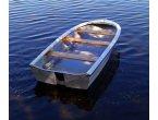 embarcacion lancha / bote pescador 380