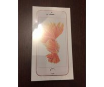 Iphone 6s plus rosa de 128gb nuevo