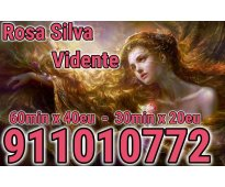 Rosa Silva Vidente Sensitiva 30min 20euros