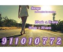 Soraya Vidente 30 min x 20eu