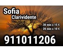 Sofia Clarividente a 30min x 15e