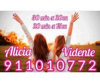 Alicia Vidente 30min 20euros 911010772