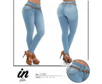 Distribuye los mejores jeans push up con Baruch Moda