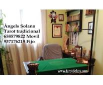 Tarot tradicional en persona en Sabadell con Angels o por telef. 937176219