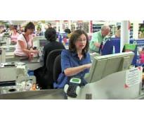 Se buscan cajeros o dependientes para gasolinera