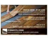 instaladores de suelos laminados tarimas flotantes y frisos