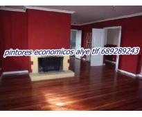 pintores economicos en majadahonda 689289243 españoles