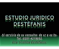 ESTUDIO JURIDICO DESTÉFANIS - DERECHO DE: FAMILIA - CIVIL - COMERCIAL -