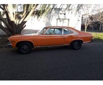 Vendo ocupe chevy serie 2 1974