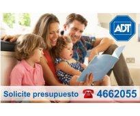 Contrate hoy ADT Alarmas    Tel (264) 4662055      Todo San Juan