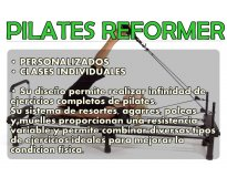 PILATES REFORMER EN PALERMO!!!!