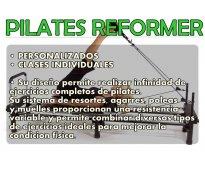 CLASES  DE PILATES REFORMER EN CENTRO ORO - PALERMO