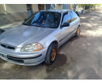 Vendo honda civic ex 1.6