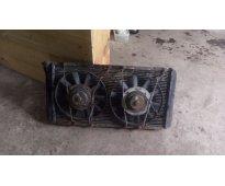 Rsdiador. Burro y alternador de Fiat duna diessel 1.7 y radiador con electro de...