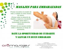 MASAJES MANUALES PARA FUTURAS MADRES!!