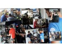 Curso Intensivo de Mecanica de Bicicletas (VERANO)