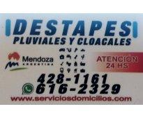 Destapes Mendoza, 24hs