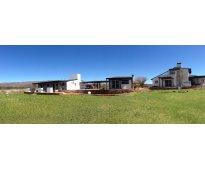 Alquiler cabañas en Valle Grande.
