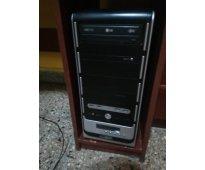 COMPUTADORA DE ESCRITORIO - CPU, MONITOR Y TECLADO