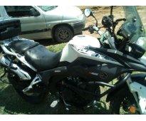Vendo moto Touring 250 mod: 2017