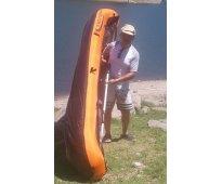 Vendo kayaks inflable en muy buen estado