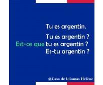 Apoyo de francés Colegio Nacional Buenos Aires