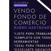 VENDO FONDO DE COMERCIO GASTRONOMICO