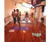 Yoga en Boedo