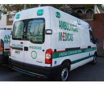 Médicos Matriculados para Ambulancia